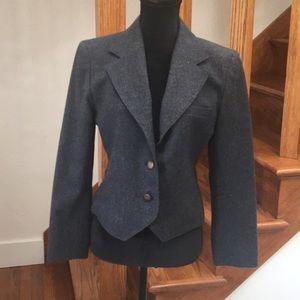 Miss Pendleton 100% Virgin Wool Blazer